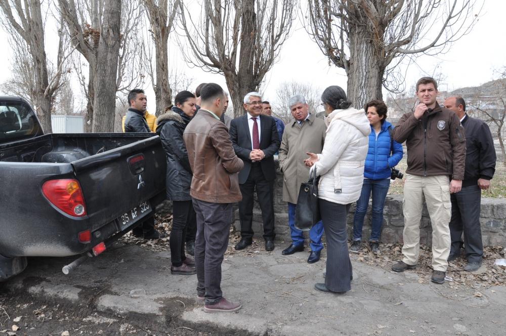 Osmanlı Mahallesi Projesi çalışmaları devam ediyor 3