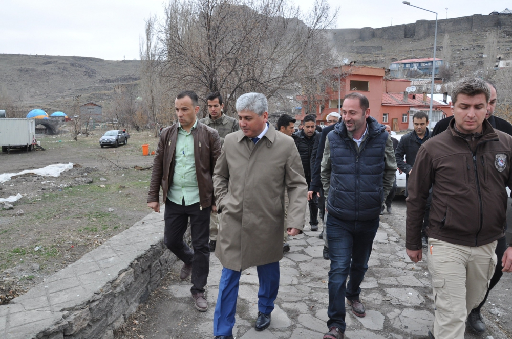 Osmanlı Mahallesi Projesi çalışmaları devam ediyor 6