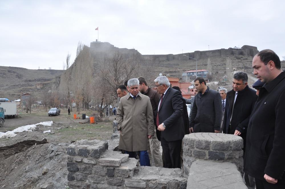 Osmanlı Mahallesi Projesi çalışmaları devam ediyor 7
