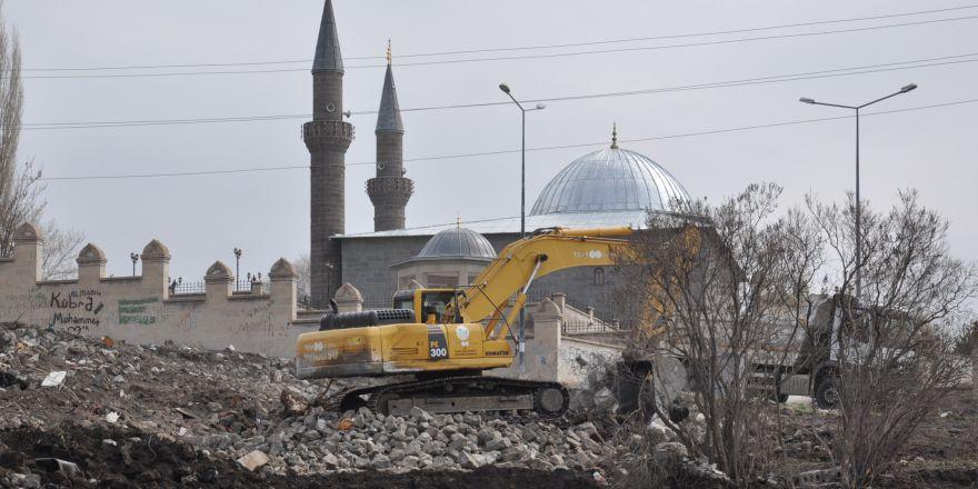 Osmanlı Mahallesi Projesi çalışmaları devam ediyor