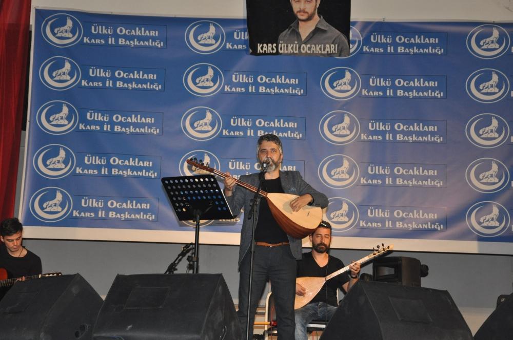 Ali Kınık ve Ahmet Şafak konseri yoğun ilgi gördü 11