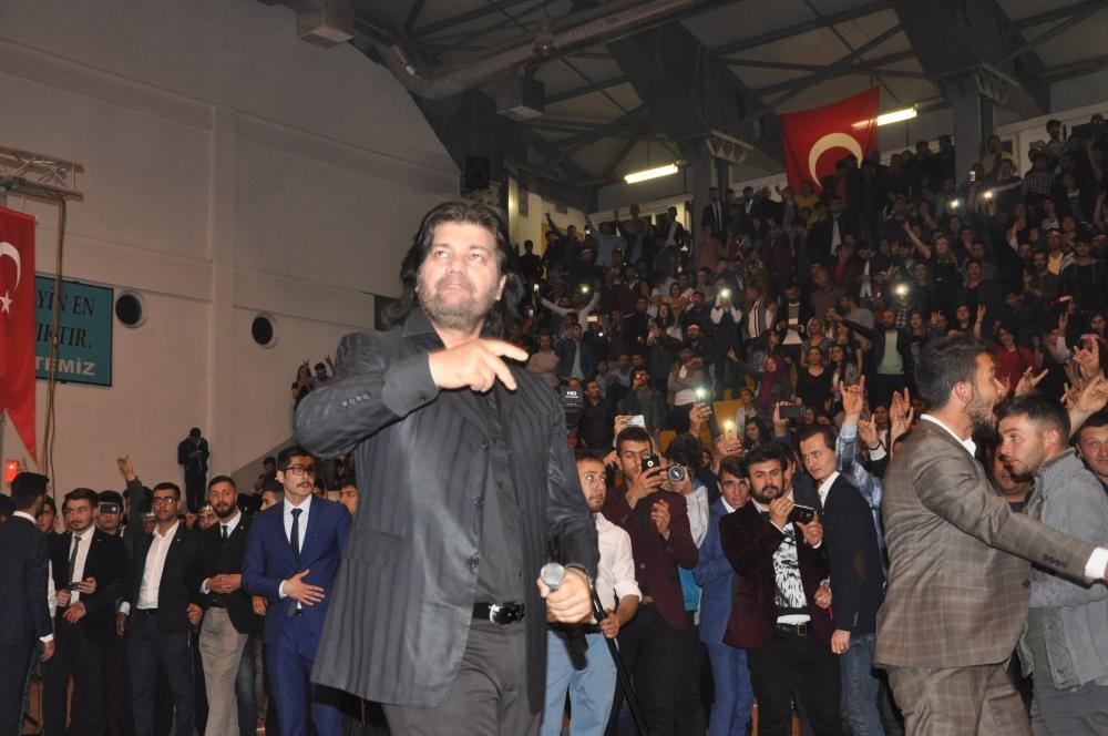 Ali Kınık ve Ahmet Şafak konseri yoğun ilgi gördü 3