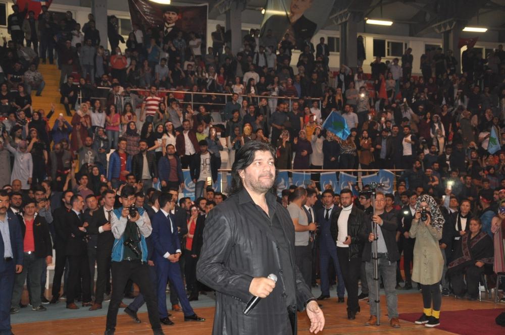Ali Kınık ve Ahmet Şafak konseri yoğun ilgi gördü 5