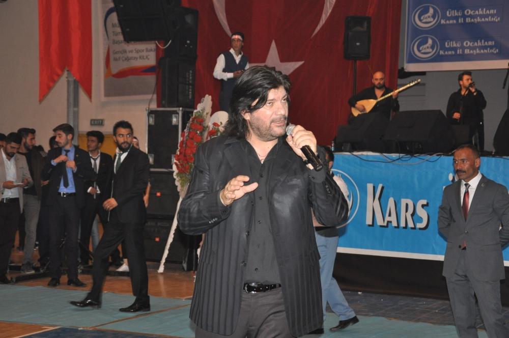 Ali Kınık ve Ahmet Şafak konseri yoğun ilgi gördü 6