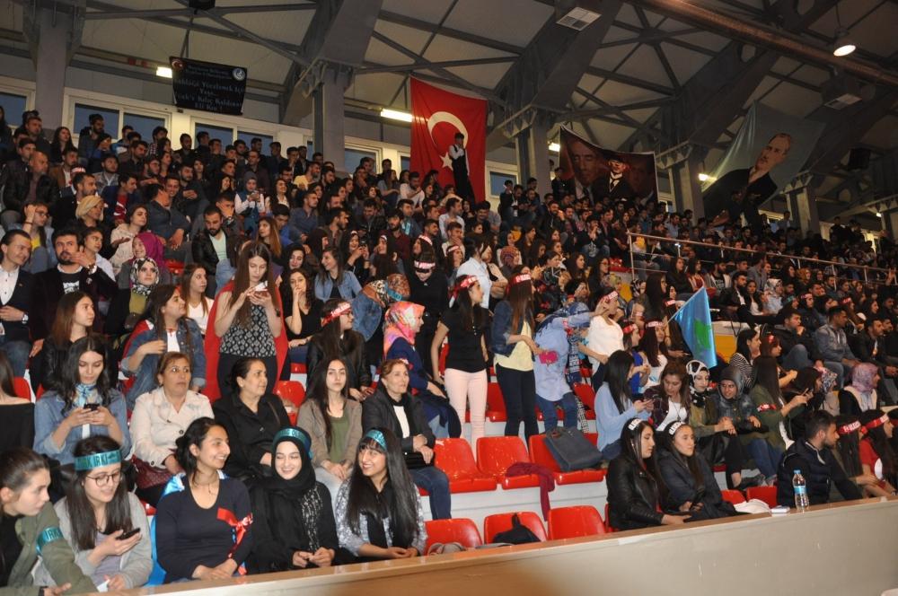 Ali Kınık ve Ahmet Şafak konseri yoğun ilgi gördü 7