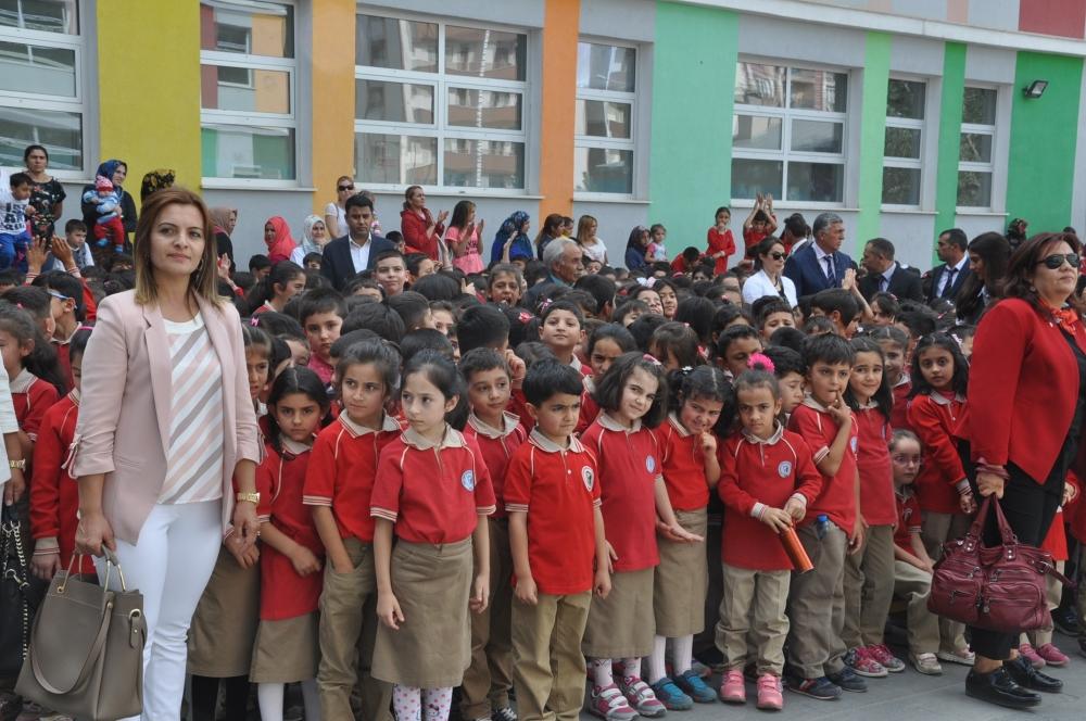 Kars'ta İlköğretim haftası etkinliği 1