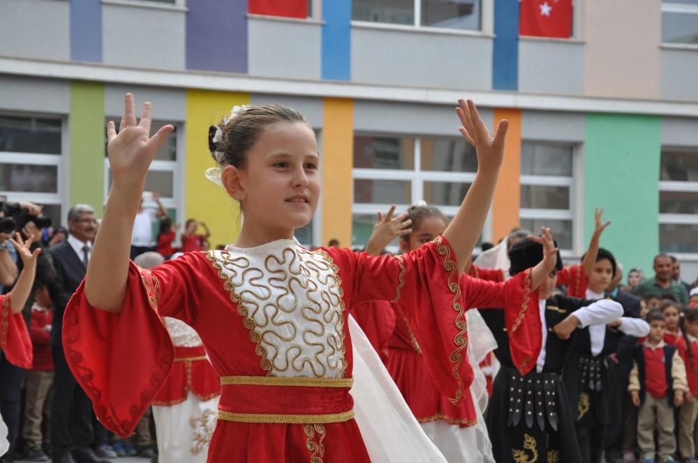 Kars'ta İlköğretim haftası etkinliği 6