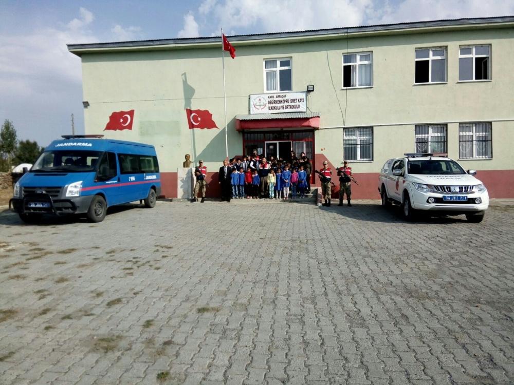 Jandarma'dan okullara güvenlik önlemi 6