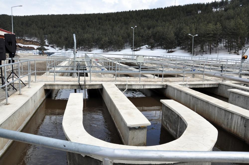Bakan Arslan, Sarıkamış'ta Atık Su Arıtma Tesisleri'nin açılışını yaptı  1