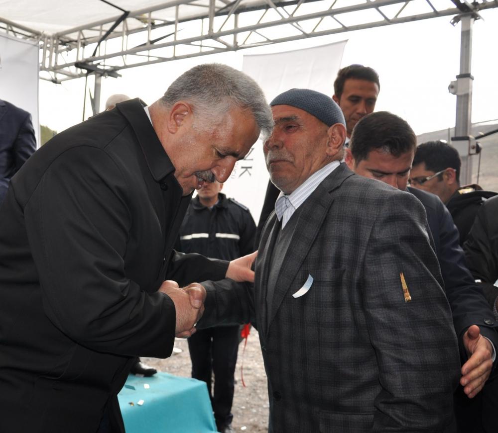 Bakan Arslan, Sarıkamış'ta Atık Su Arıtma Tesisleri'nin açılışını yaptı  6