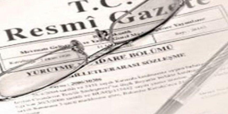 Yeni kanun hükmünde kararname yayımlandı! Hangi Bakanlıklar birleşti?