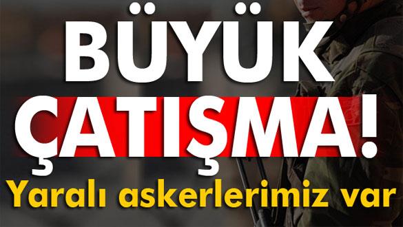 Tunceli'de karakola saldırı: 2'si asker, 3 yaralı