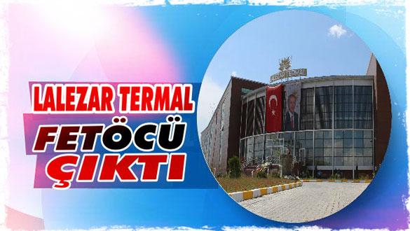 Erzurum'da Termal Tesise El Konuldu