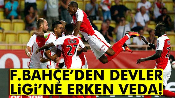 Monaco 3-1 Fenerbahçe