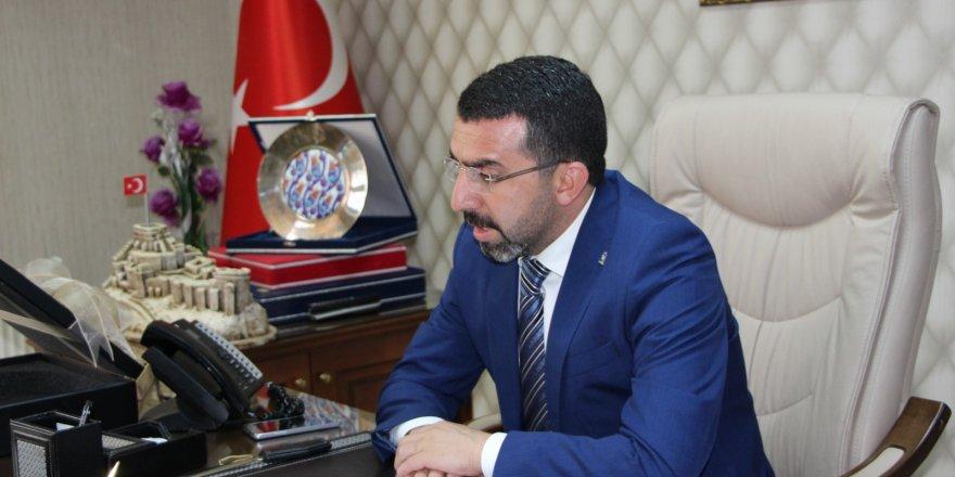 AK Parti Kars İl Başkanı Adem Çalkın'dan kongre açıklaması