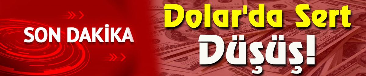 Dolar'da Sert Düşüş!