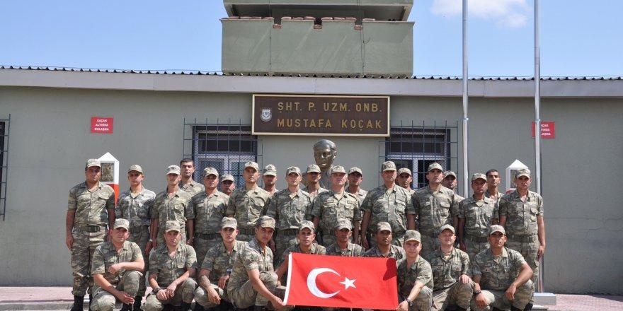 Mehmetçik, Kurban Bayramı'na Kars-Ermenistan Sınırında Girdi