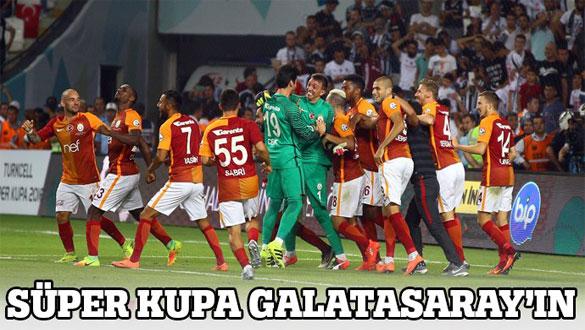 Galatasaray 4-1 Beşiktaş