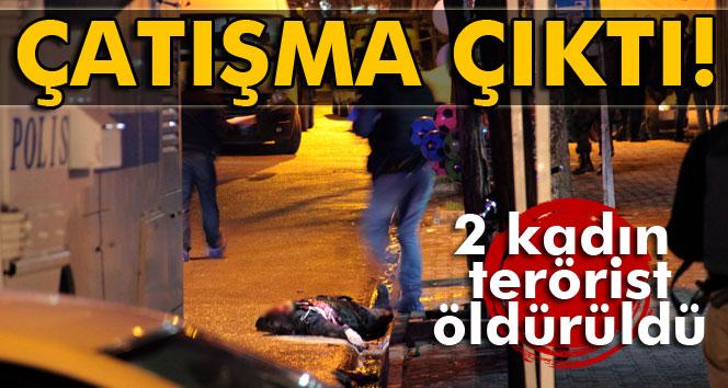Batman´da çatışma: 2 terörist öldürüldü