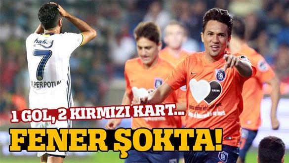 Medipol Başakşehir 1 Fenerbahçe 0