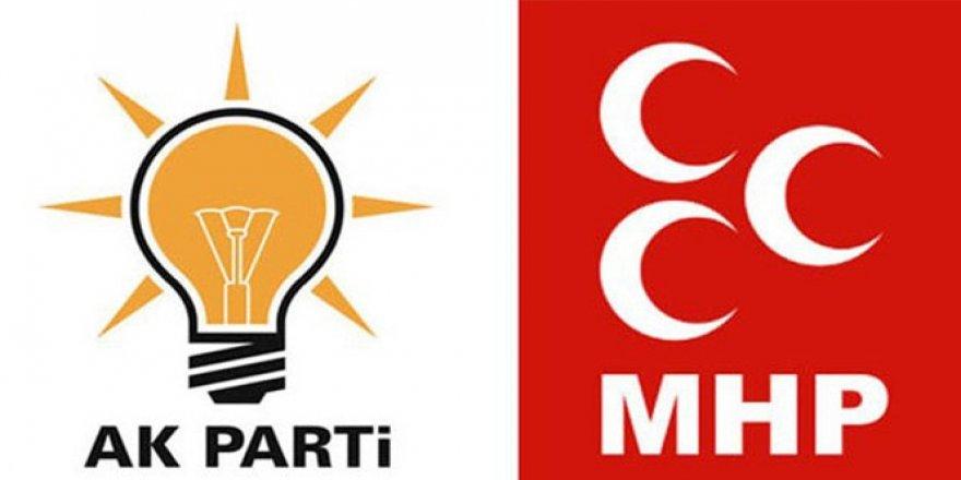 AK Parti ve MHP, Cumhur İttifakı'nın devamı konusunda prensipte anlaşma sağladı!