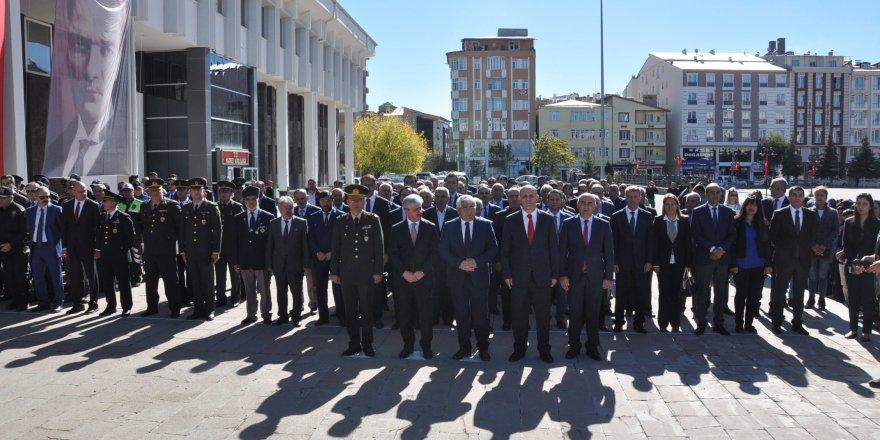 Atatürk'ün Kars'a Gelişinin 94. yıl dönümü kutlandı