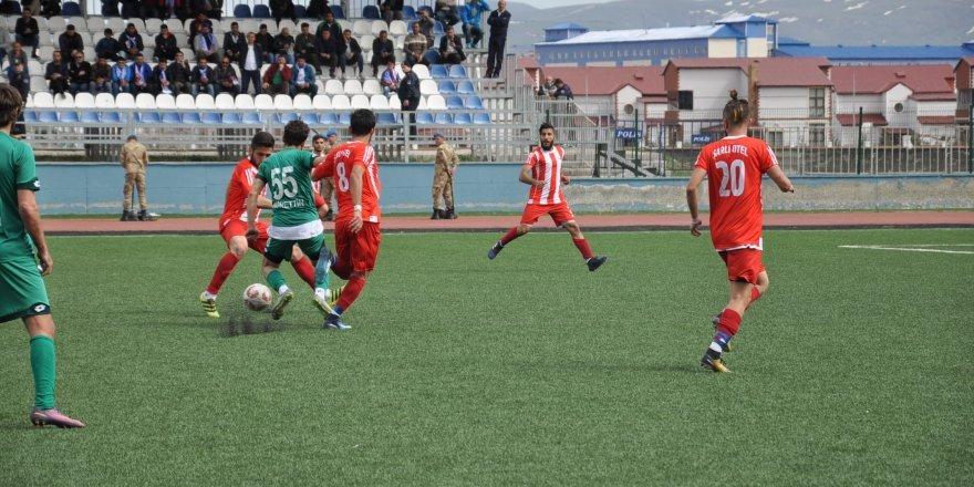 Sarıkamış'ta Amatör Spor Haftası etkinlikleri
