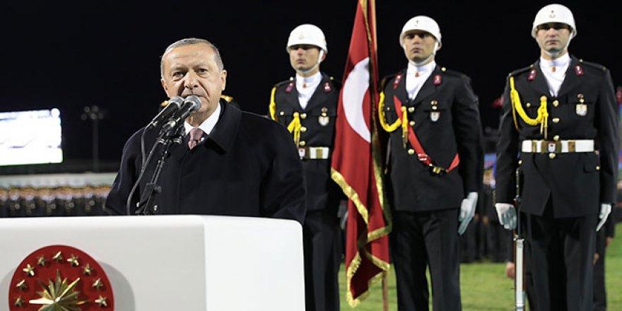Cumhurbaşkanı Erdoğan: 'Mezarlarını hazırlıyorlar'