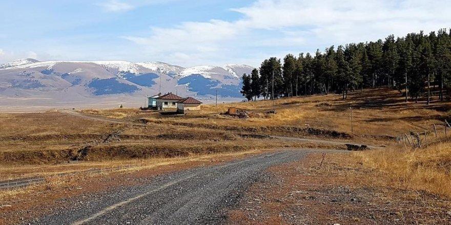 Kars'ta Sonbahar bir başka güzel