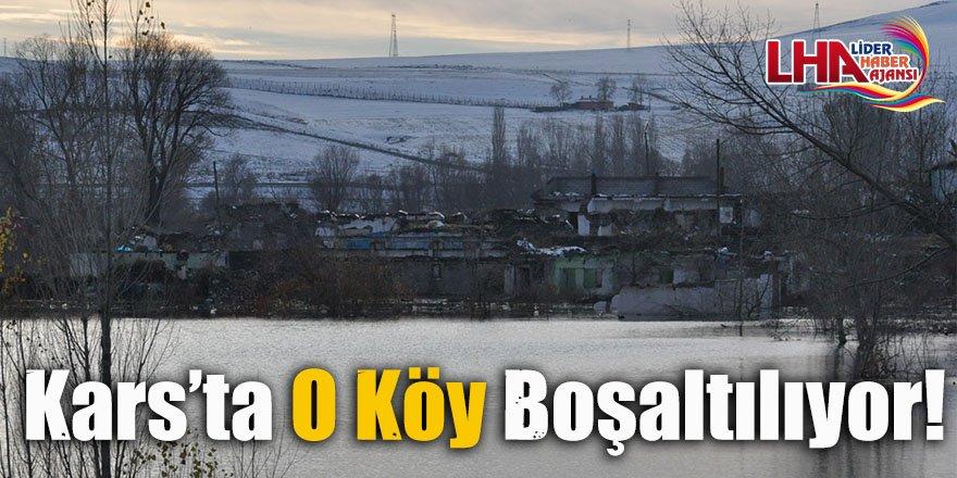 Kars'ta O Köy Boşaltılıyor!