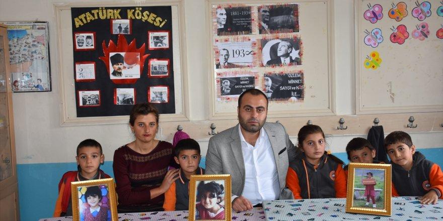 Minik Sedanur'un Öğretmenleri Öğretmenler Günü'nü hüzünlü karşıladı