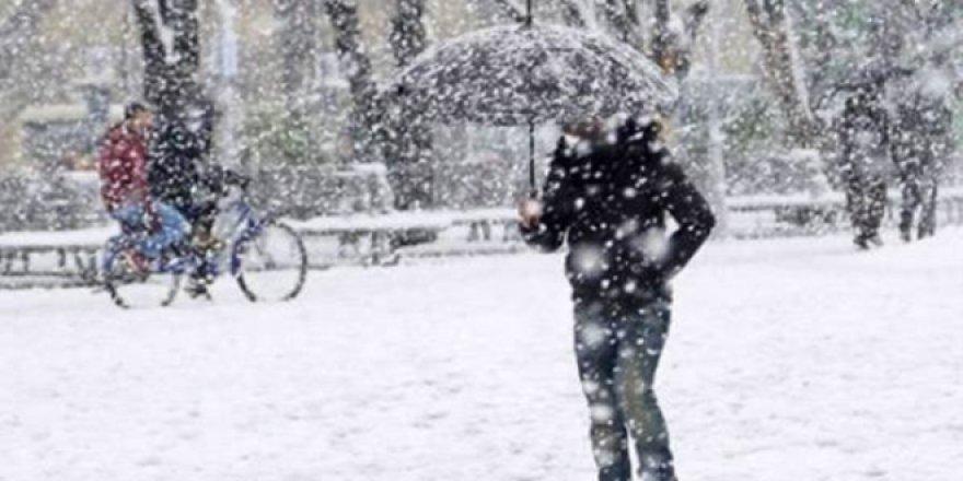 Meteroloji Uyardı! Kars'ta Kar Yağışı Bekleniyor