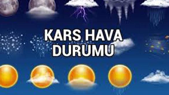 Erzurum'da meteorolojik uyarı