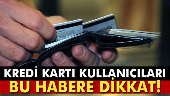 Kredi kartlarında bazı ödemelerde taksit sayısı 12´ye yükseltildi