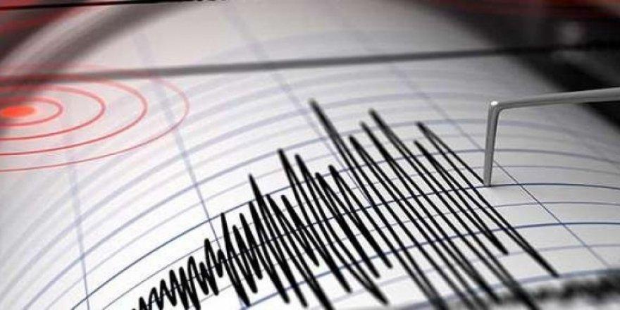 Marmara Denizi'nde 3,5 büyüklüğünde deprem