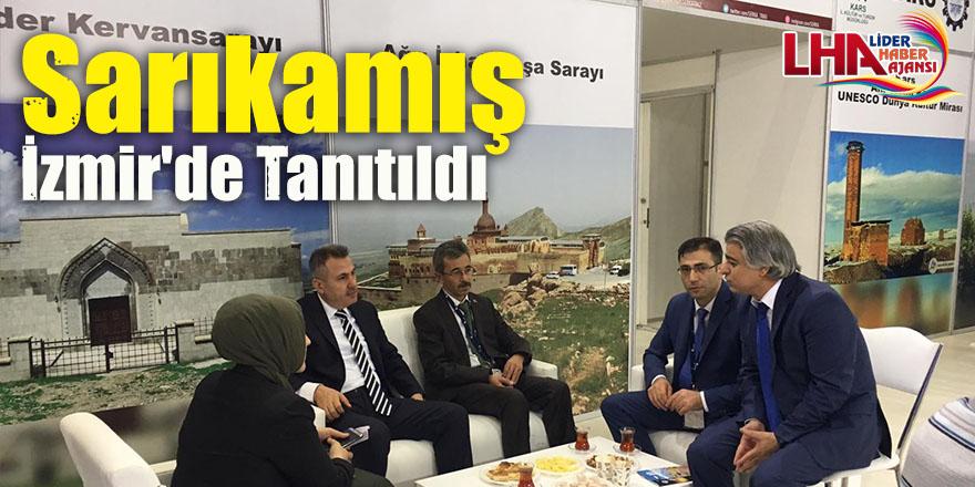 Sarıkamış İzmir'de tanıtıldı