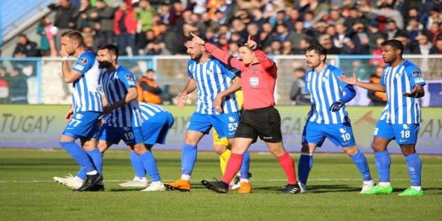 Yeni Malatyaspor deplasmanda BB Erzurumspor'u yıktı