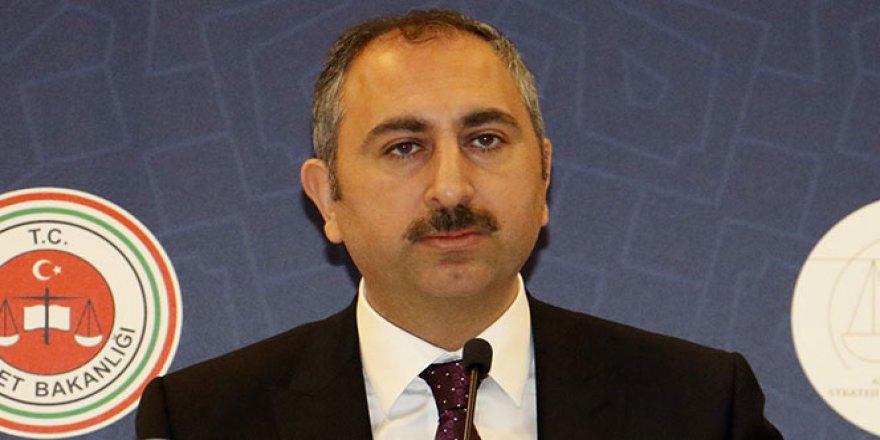 Adalet Bakanı Abdulhamit Gül cezaevi rakamlarını açıkladı