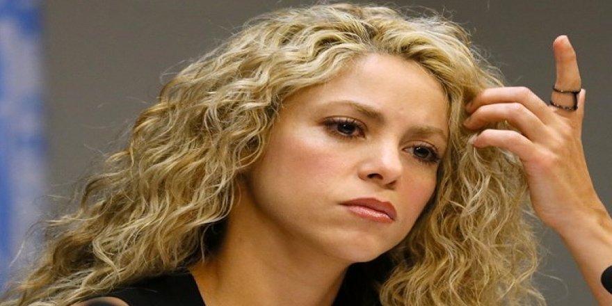 Shakira'ya büyük şok! Başı belaya girdi