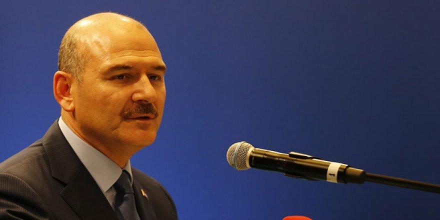 Süleyman Soylu: 'Bu coğrafyada kimse bize rağmen oyun kuramaz'