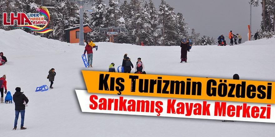 Kış Turizmin Gözdeki Sarıkamış Kayak Tesisi
