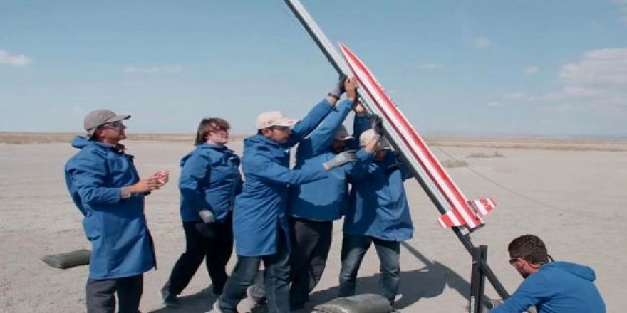 Erzurum'da üretilen roket ABD'de 30 bin fite çıkacak