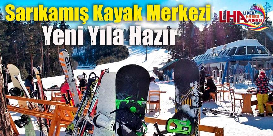Sarıkamış Kayak Merkezi yeni yıla hazır