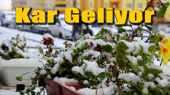 Doğu'da Sıcaklık Düşüyor Salı Kar Geliyor