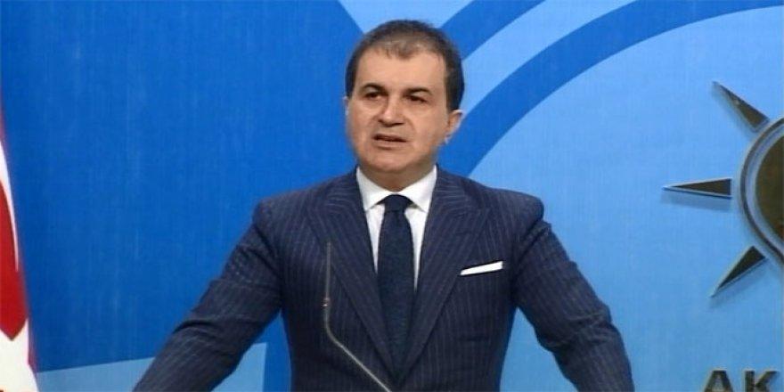 AK Parti Sözcüsü Çelik: 'Manifestomuzu 31 Ocak tarihinde açıklayacağız'