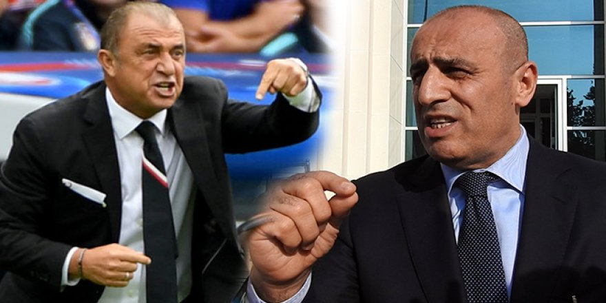 Fatih Terim'e 3 bin lira para cezası