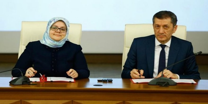 Milli Eğitim Bakanı Ziya Selçuk imzaladı! Önemli gelişme