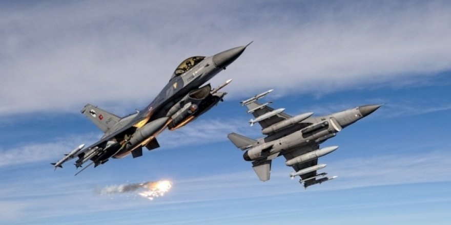 Milli Savunma Bakanlığı'ndan flaş açıklama! Kuzey Irak'a hava harekatı