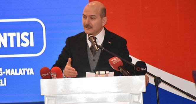 Bakan Soylu: 'Seçimde oy kullanacak Suriyeli sayısı 53 bin 99'dur'