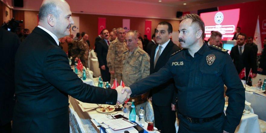 """Erzurum'da """"Seçim Bölge Güvenlik Toplantısı"""""""